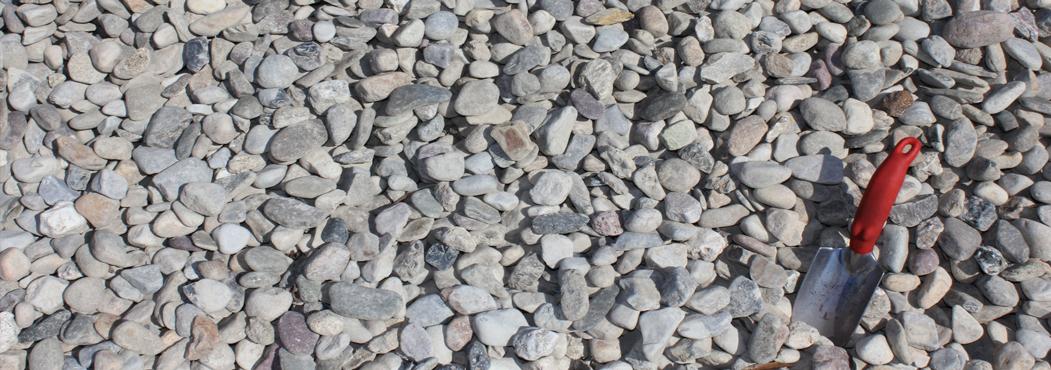 Rock Seaside Mulch - Soil, Compost, Stone